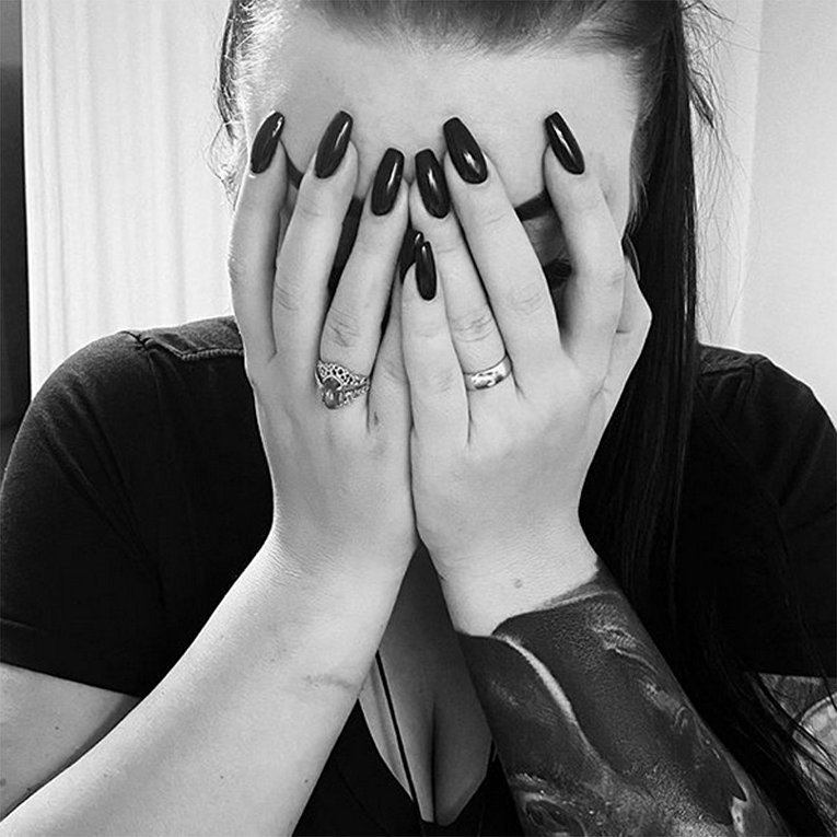 Фотография из Instagram Мерили Тиммер