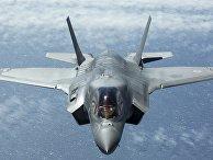 Британский истребитель F-35