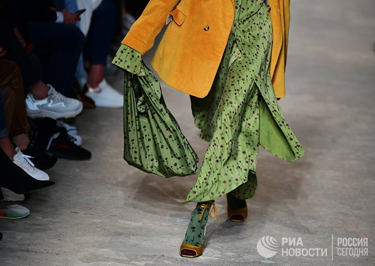 Mercedes Benz Fashion Week Russia. День пятый