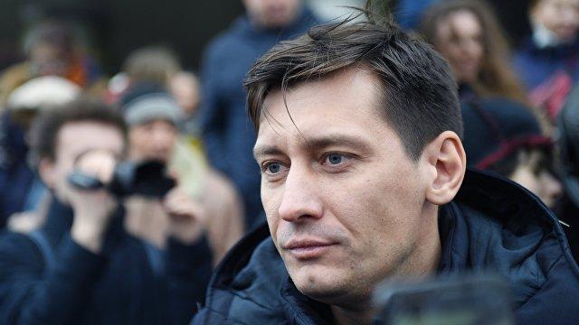 Апостроф (Украина): российское общество боится войны с Украиной  оппозиционер из РФ Дмитрий Гудков