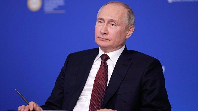 NBC News (США): Путин назвал Трампа яркой личностью, но выразил готовность сотрудничать и с Байденом