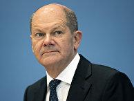 Немецкий политик Олаф Шольц