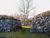 Крепость Кярнякоски, Финляндия