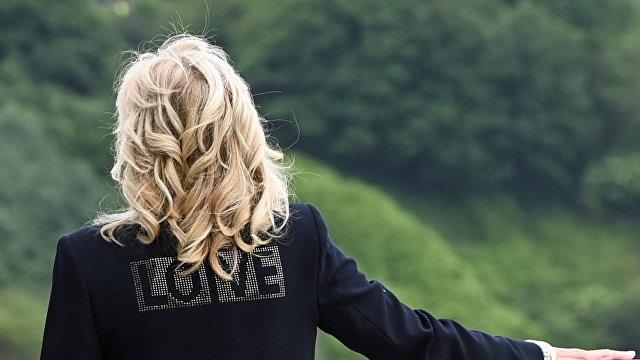 Fox News (США): первая леди сказала, что Байден сверхготов к поездке в Европу и что они несут из Америки любовь