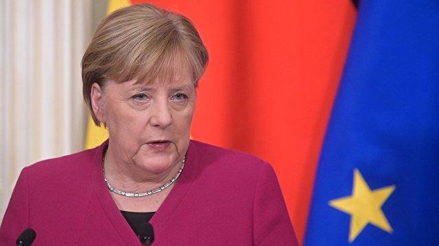 Handelsblatt (Германия): Ангела Меркель хочет посетить Вашингтон  и урегулировать спор о Северном потоке  2