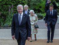Джо Байден нарушил протокол: его кортеж приехал на саммит «Большой семерки» после королевского