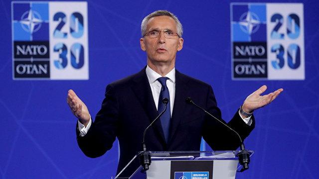 CNBC (США): НАТО не станет копировать то, как действует Россия, заявил генсек НАТО Йенс Столтенберг на фоне обострения напряженности