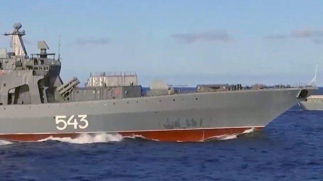 CBS News (США): накануне саммита Байден  Путин Россия проводит крупнейшие военно-морские учения в Тихом океане после окончания холодной войны