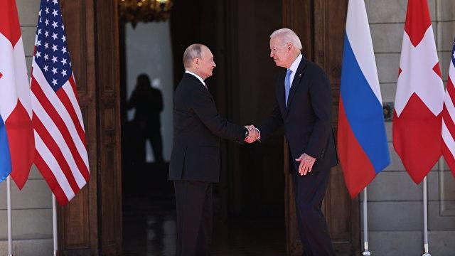 Так что будешь делать, Джо Критики критикуют Байдена за проявление слабости по отношению к Путину (Daily Mail, Великобритания)