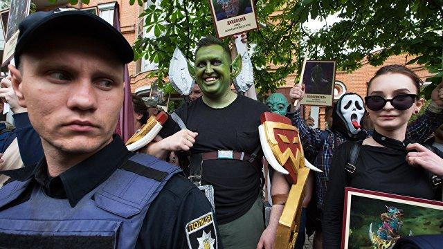 Dagens Nyheter (Швеция): Украина атакует российскую пропаганду