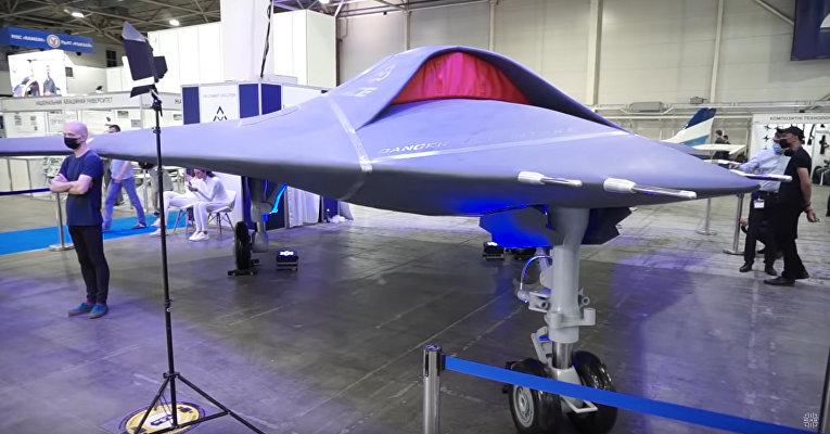 На Украине представили боевой дрон ACE ONE