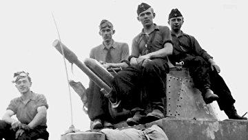 Потерянные записи немецкого солдата
