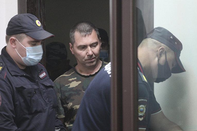 Обвиняемый по делу об убийстве 34-летней американки Кэтрин Серу