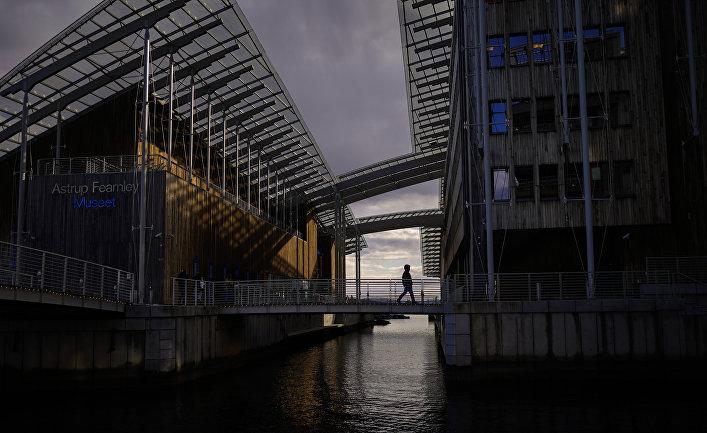 Осло, Норвегия, во время пандемии коронавируса
