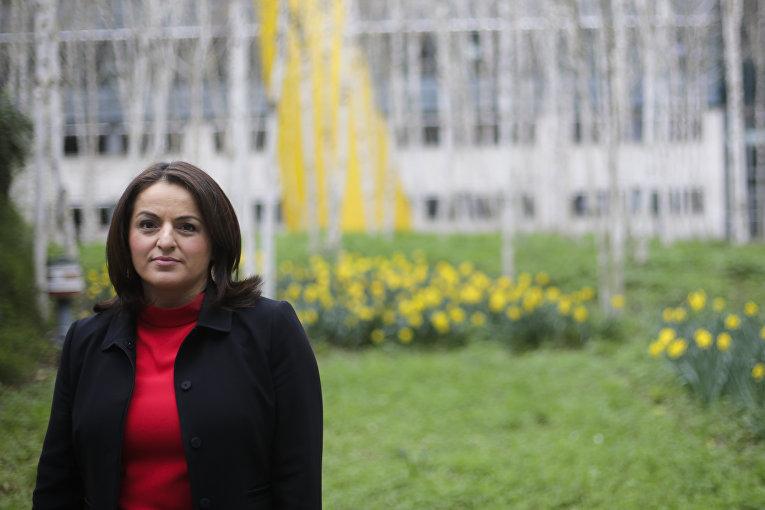 Депутат бундестага от Левых Севим Дагделен