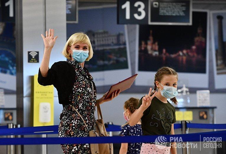 Возобновление авиасообщения между Россией и Турцией