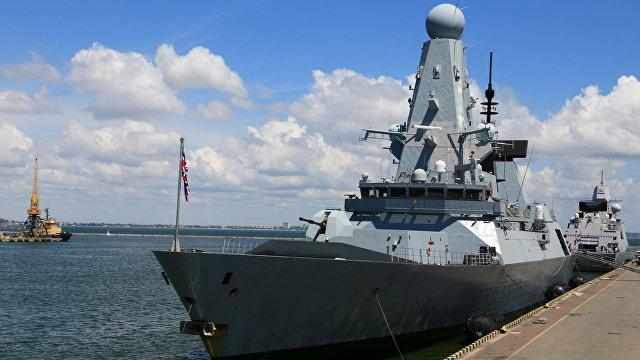 Daily Mail (Великобритания): вам это не понравится но выходки нашего флота на Черном море  глупость