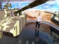 Россия без ума от выставки вооружения в Киеве