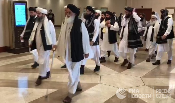 Межафганские переговоры начались в Катаре
