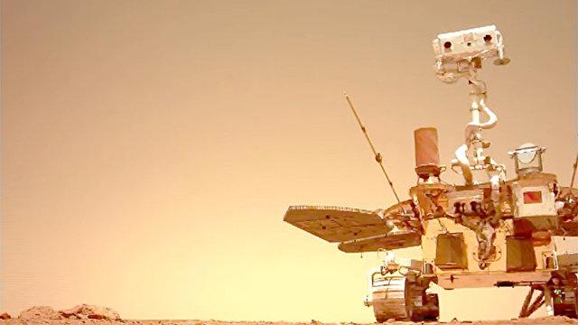 Nature (Великобритания): первые видео- и аудиозаписи с китайского марсохода заинтриговали ученых