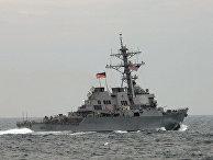 Американский эсминец «Росс»