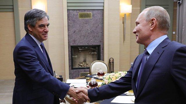 Le Figaro (Франция): как Владимир Путин расширяет свою сеть влиятельных лиц в Европе
