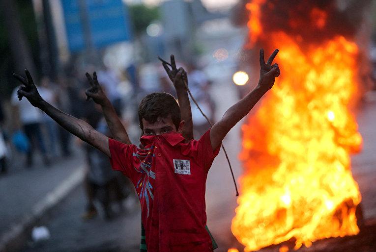 Беспорядки в Джал-эль-Диб, Ливан