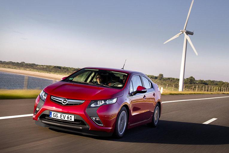 Автомобиль Opel Ampera
