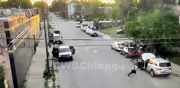Another Day In Chicago