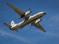 Военно-транспортный самолет Ан-26