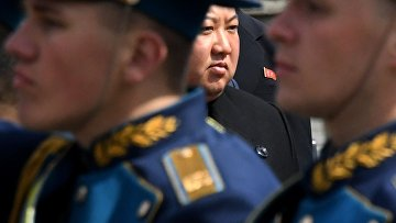 Визит лидера КНДР Ким Чен Ына во Владивосток