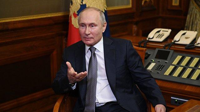 Atlantic Council (США): Байден и Меркель должны противостоять имперским амбициям Путина на Украине