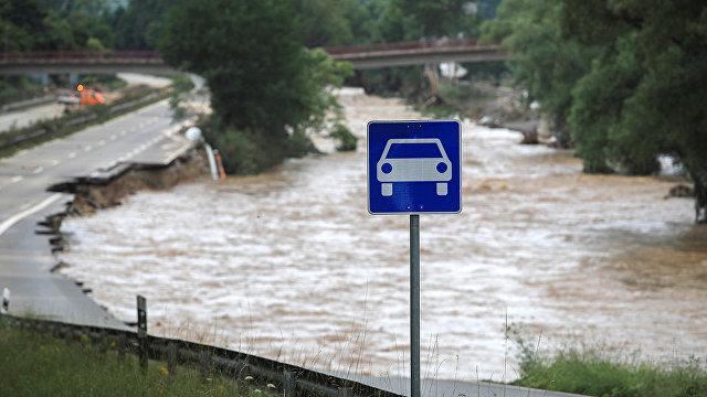 Гуаньча (Китай): сильные дожди в Западной Европе унесли жизни 68 человек, в Германии около 1300 человек считаются пропавшими без вести
