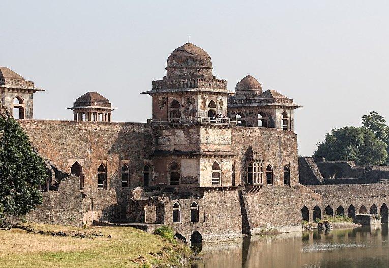 Манду, Мадхья-Прадеш, Индия