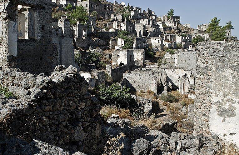Каякёй, Турция