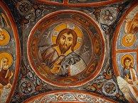 Римская провинция Каппадокия была популярна своими пещерными церквями