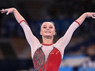 Российская спортсменка Ангелина Мельникова