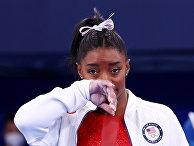 Американская спортсменка Симона Байлз