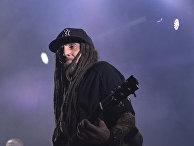 Гитарист группы Green Grey Андрей Яценко (Diezel)