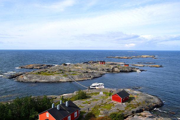 В Швеции 221,8 тысяч островов