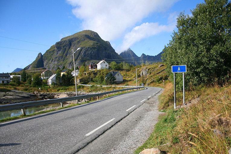 О (Москенес), Норвегия