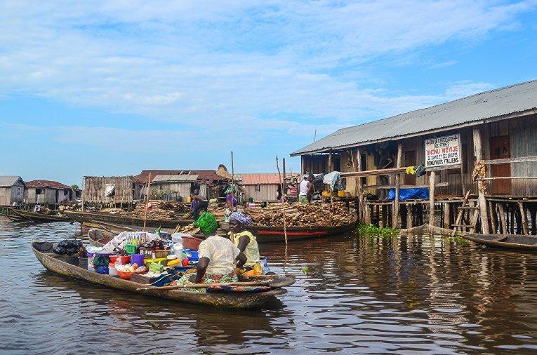 Ганвье, Бенин
