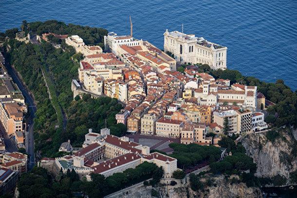 Монако — старый город-крепость