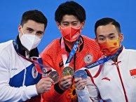 Олимпиада-2020. Спортивная гимнастика. Мужчины. Индивидуальное многоборье