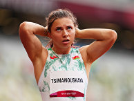 Белорусский легкоатлет Кристина Тимановская