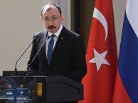 Заседание межправительственной российско-турецкой комиссии по торгово-экономическому сотрудничеству