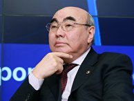 Экс-президент Киргизии Аскар Акаев