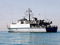 "Минный охотник класса ""Сэндаун"" HMS Blyth"