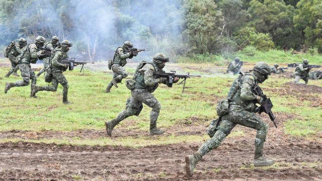 Хуаньцю шибао (Китай): американцы продают оружие Тайваню, но то, что покупают власти острова  на самом деле погребальные колокола
