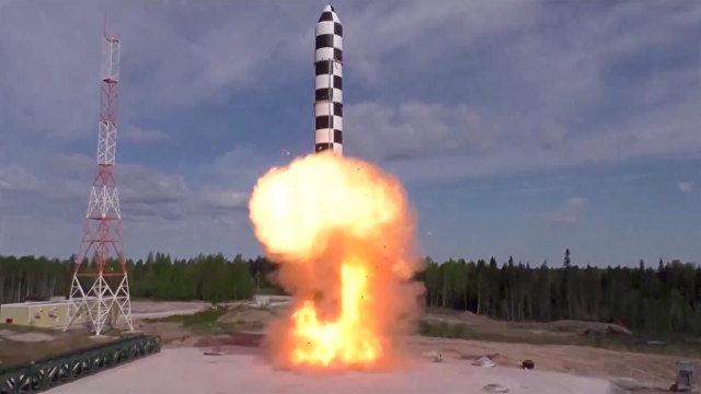 Выстрел себе в голову: чем страшен новый ракетный комплекс Путина Сармат (Главред, Украина)